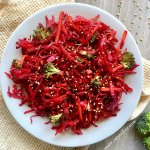 beet salad lemon vinaigrette
